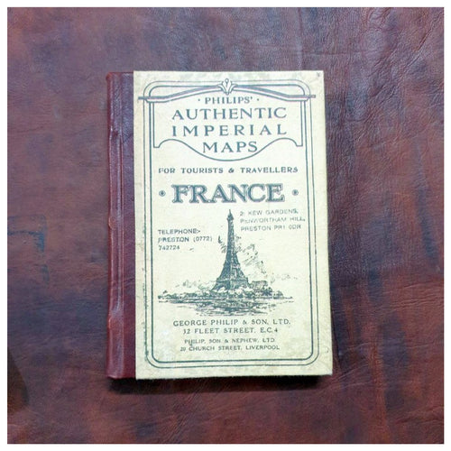 The Eiffel Travel Journal 18cm