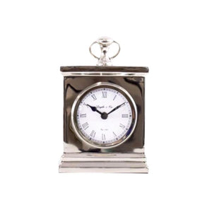 Mantle Clock With White Face 23cm - Large Homewares nz