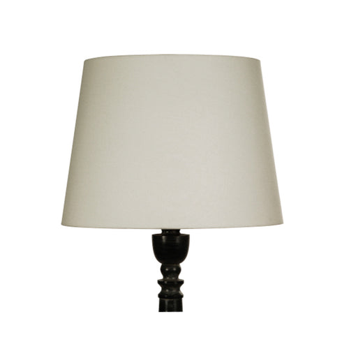 Tapered Drum Lamp Shade 38cm - White Homewares nz