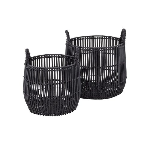Monterrey Basket Black 35cm - Small