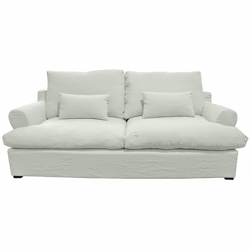 Nantucket 3 Seater Sofa - Sea Grey