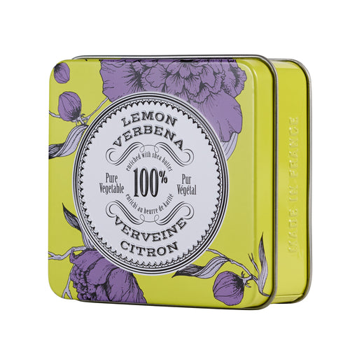 La Chatelaine Lemon Verbena Travel Soap 100g