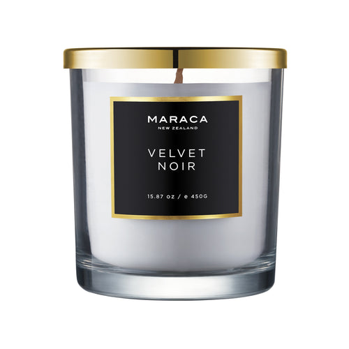 Velvet Noir Luxury Candle 450g
