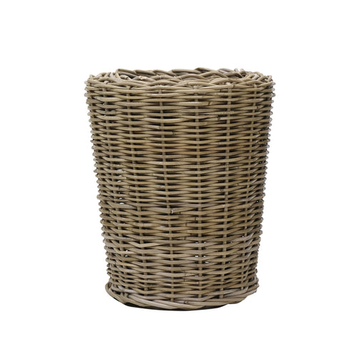 Hudson Bay Cane Planter With Pot - Large  Homewares nz