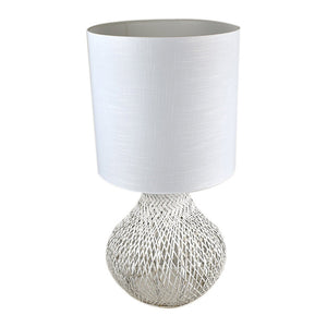 Polina Bamboo Lamp  Homewares nz