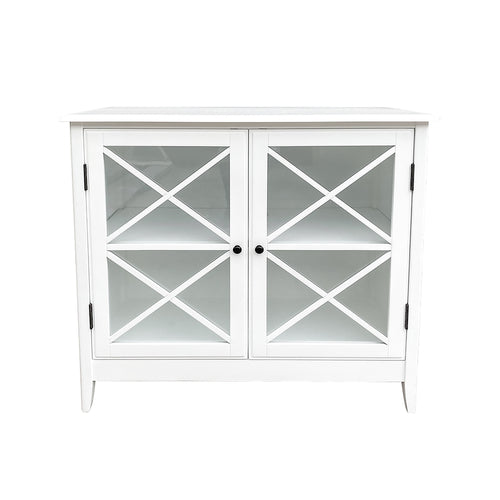 Cape Cod 2 Door Sideboard - White Furniture nz