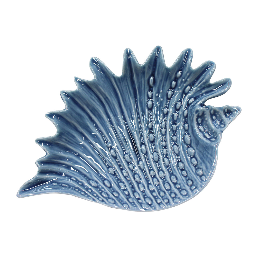 Spikey Shell Plate Homewares nz