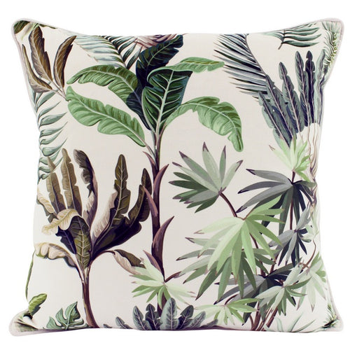 Wilderness Velvet Cushion 50x50cm