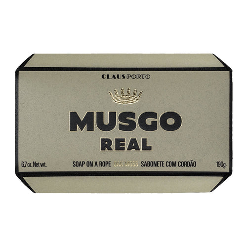 Claus Porto Musgo Oak Moss Soap On A Rope 190g