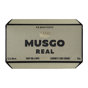 Claus Porto Musgo Oak Moss Soap On A Rope 190g  Homewares nz