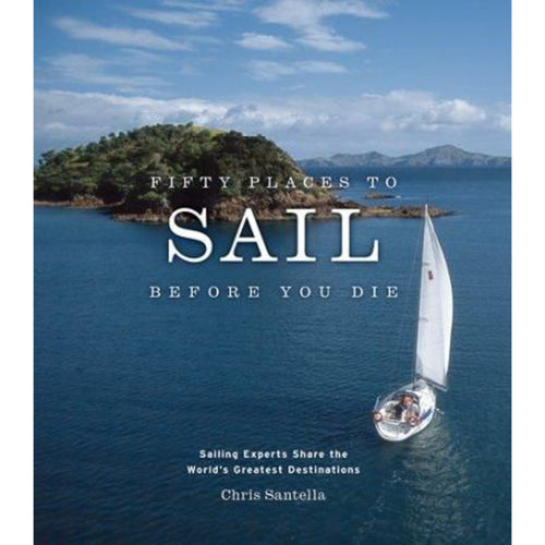 Fifty Places To Sail Before You Die Homewares nz