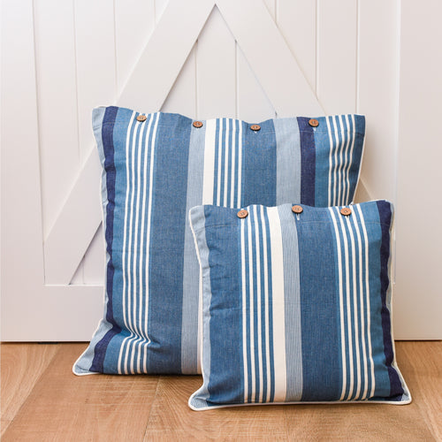 Mediterranean Scatter Cushion 40x40cm  Homewares nz