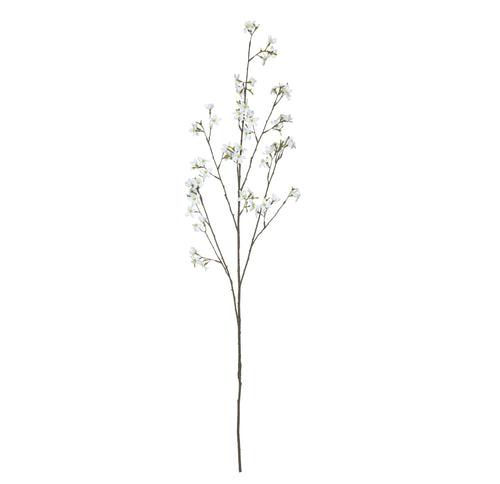 Blossom Stem 107cm - White  Homewares nz