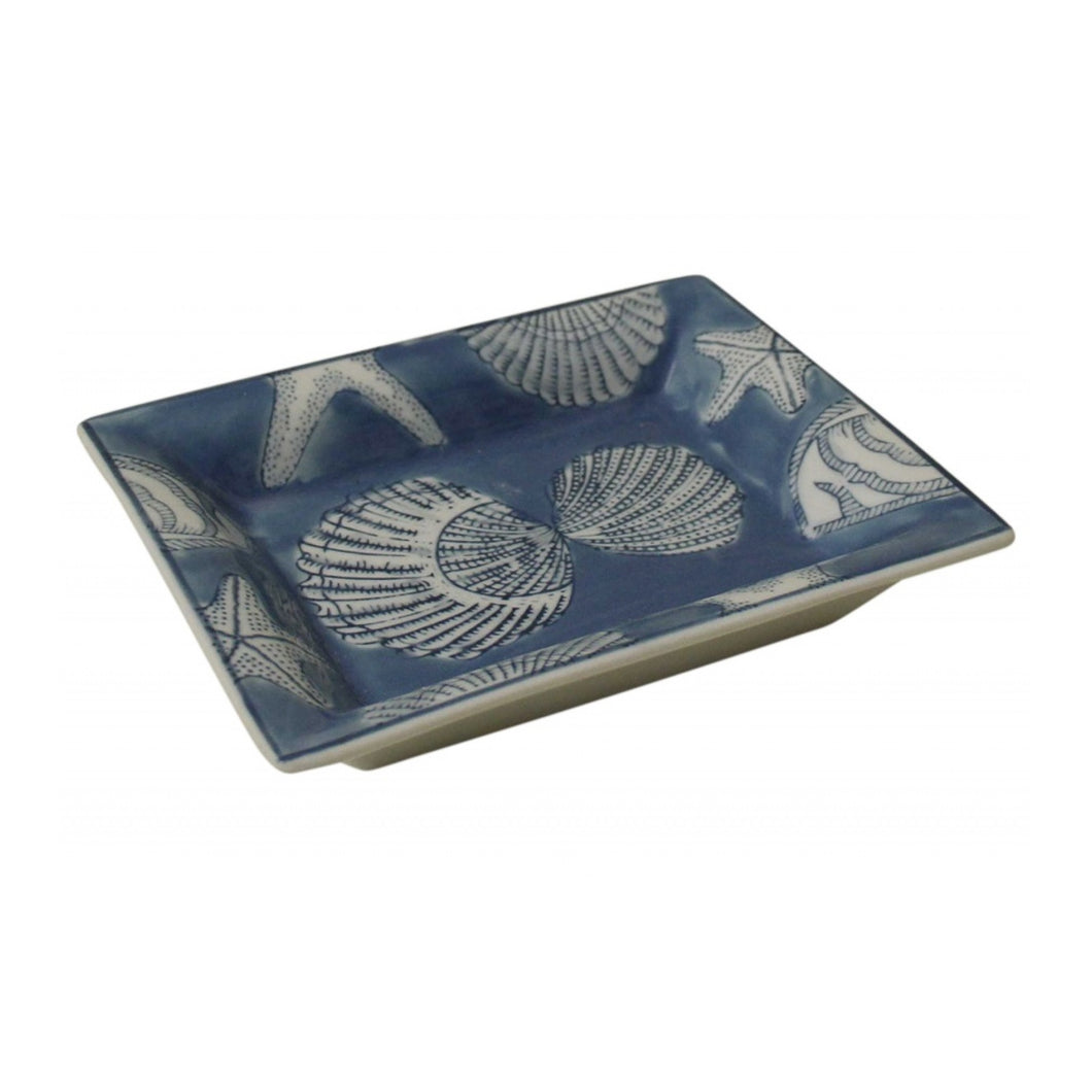 Seashell Plate  Homewares nz