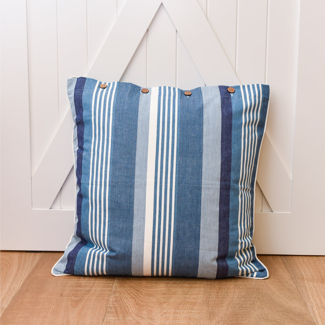 Mediterranean Euro Cushion 60x60cm  Homewares nz