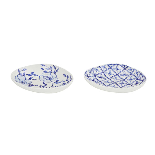 Amity Trinket Plate - Assorted  Homewares nz