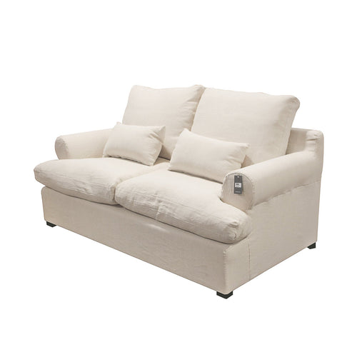 Nantucket 3 Seater Sofa - Natural  Furniture nz