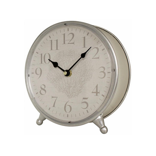 Fan Coral Table Clock Homewares nz