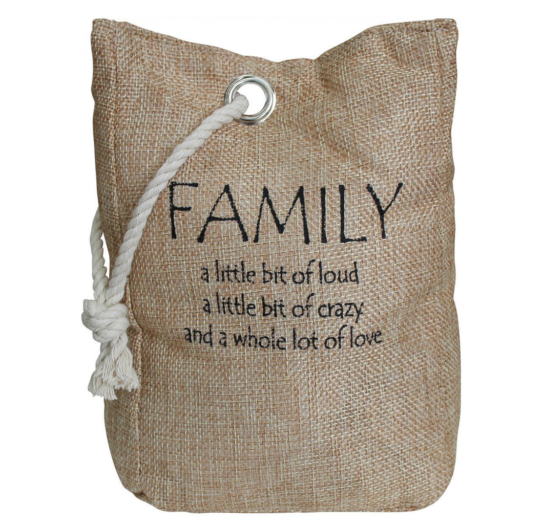 Family Doorstop  Homewares nz