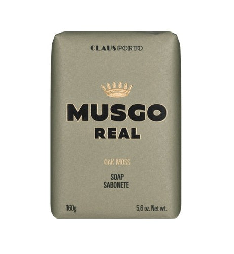 Claus Porto Musgo Oak Moss Body Soap 160g