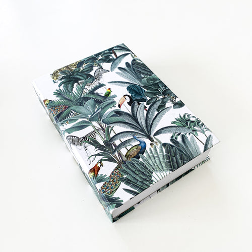 The French Villa Plantation Print Notepad Homewares nz