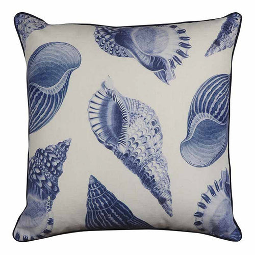 Atlanta Cushion - Blue & White  Homewares nz