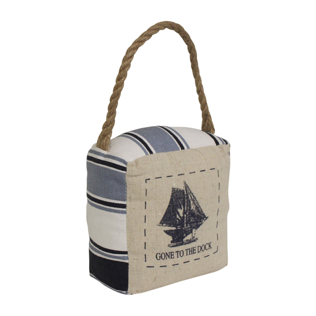 Ship Stripe Doorstop  Homewares nz