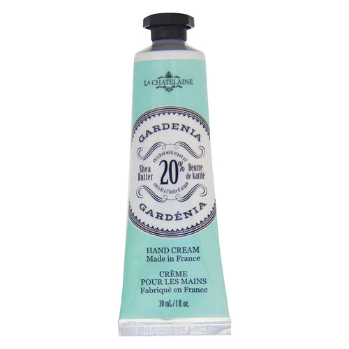 La Chatelaine Gardenia Hand Cream 50ml
