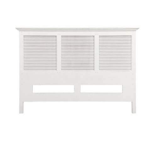 Riviera King Headboard 180cm - White Furniture nz