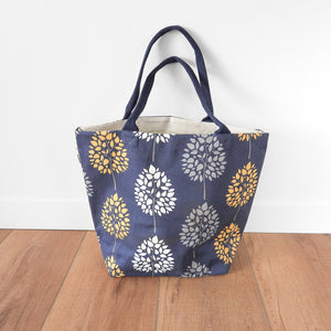 Tree Canvas Tote Bag With Purse  Homewares nz