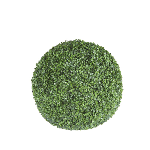 Green Boxwood Ball 48cm Homewares nz