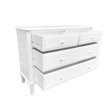 Load image into Gallery viewer, Cape Cod 4 Drawer Chest - White  Furniture nz