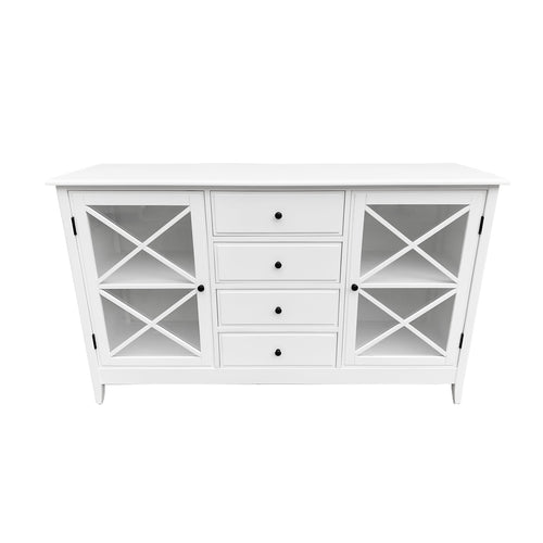 Cape Cod Sideboard - White  Furniture nz