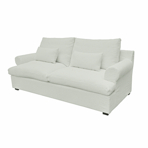 Nantucket 2 Seater Sofa - Sea Grey