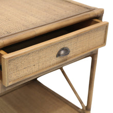 Load image into Gallery viewer, Havana Rattan Bedside Table Furniture nz