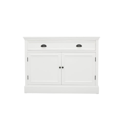 Hamptons 2 Door Sideboard - White  Furniture nz