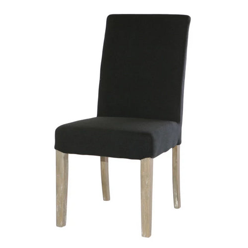 Provincial Natural Oak Undressed Dining Chair furniture nz