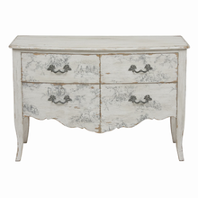 Load image into Gallery viewer, Parisian Florentin 4 Drawer Chest - Large Furniture nz
