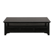 Load image into Gallery viewer, Riviera Coffee Table - Black  Furniture nz