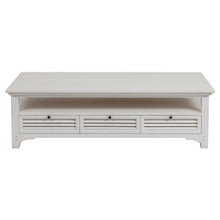 Load image into Gallery viewer, Riviera Coffee Table - White Furniture nz