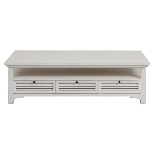 Riviera Coffee Table - White Furniture nz