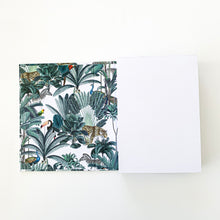 Load image into Gallery viewer, The French Villa Plantation Print Notepad Homewares nz