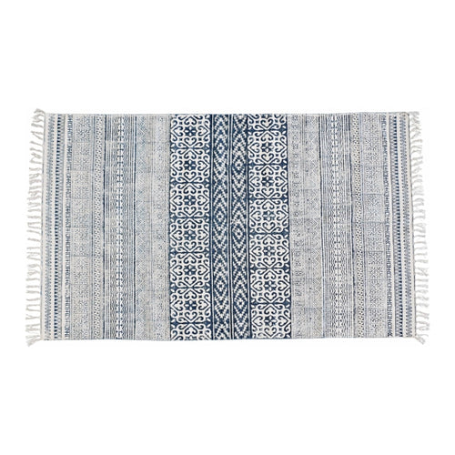 Flora Stampa Rug 200x300cm  - Large  Homewares nz