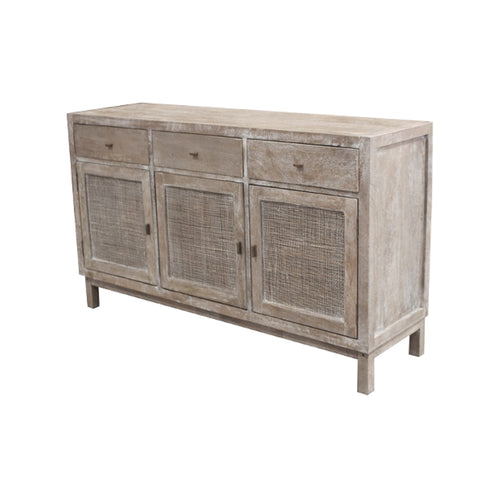 Bahamas Rattan Buffet  Furniture nz