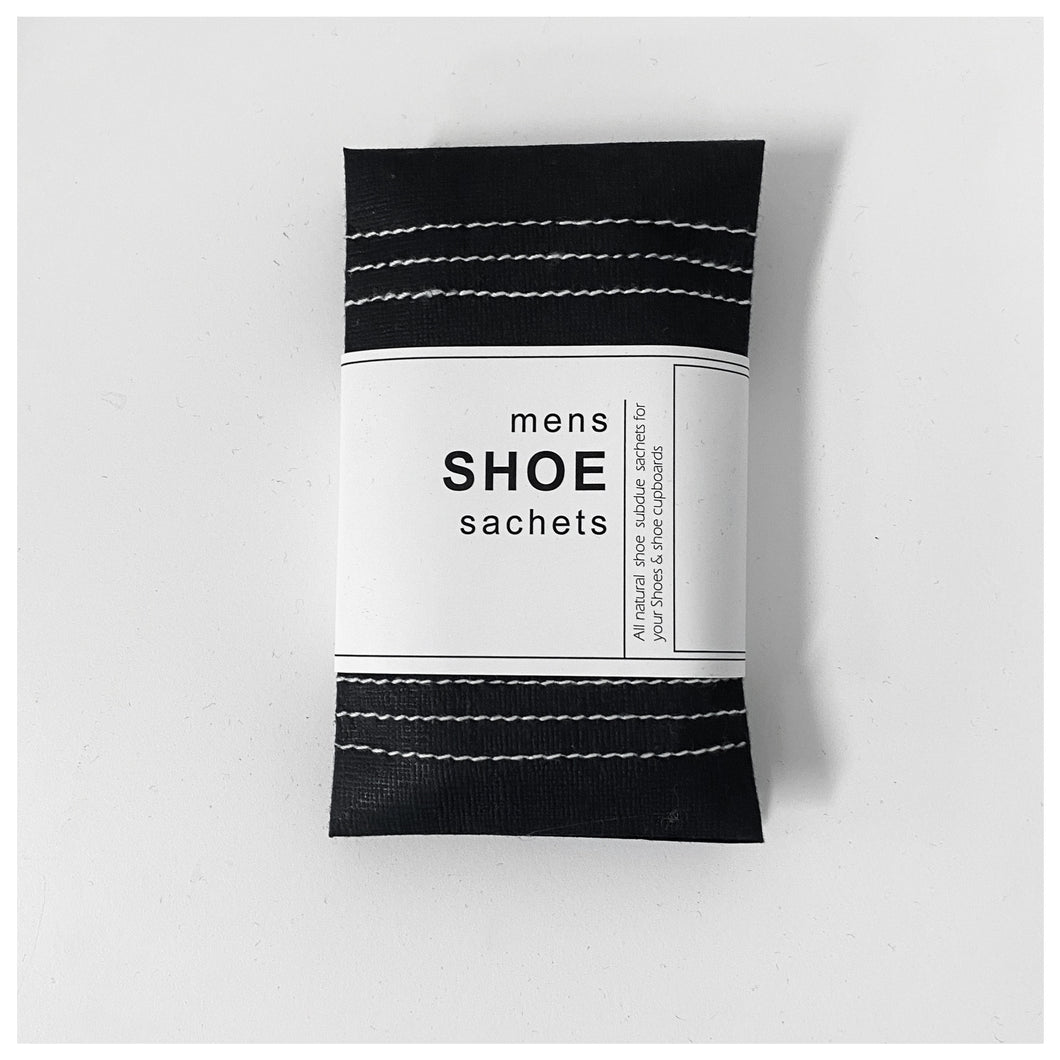 Tailor Made Mens Shoe Sachet Homewares nz