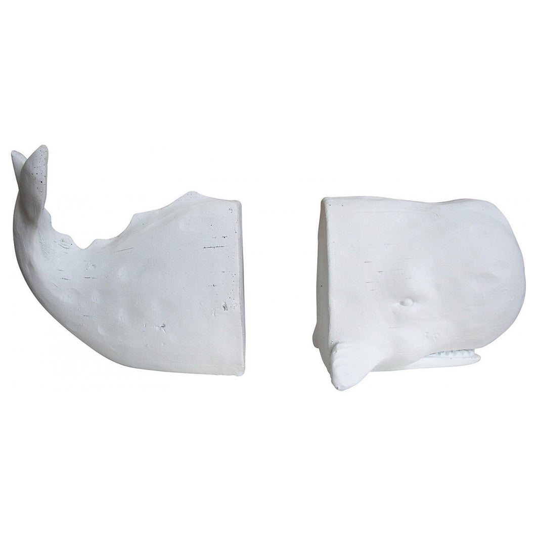 White Whale Bookends  Homewares nz