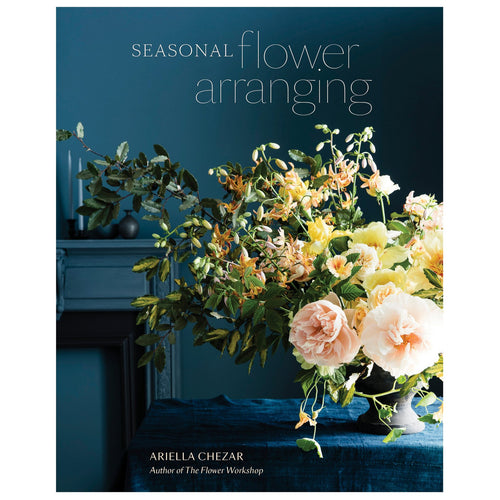 Seasonal Flower Arranging by Ariella Chezar homewares nz