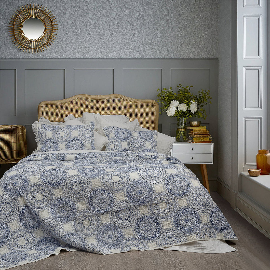 Ashley King Queen Coverlet Set - King/Queen Homewares nz