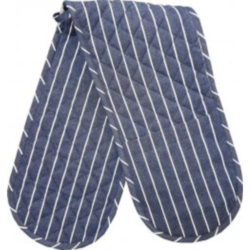 Regatta Double Oven Mitt - Navy Homewares nz
