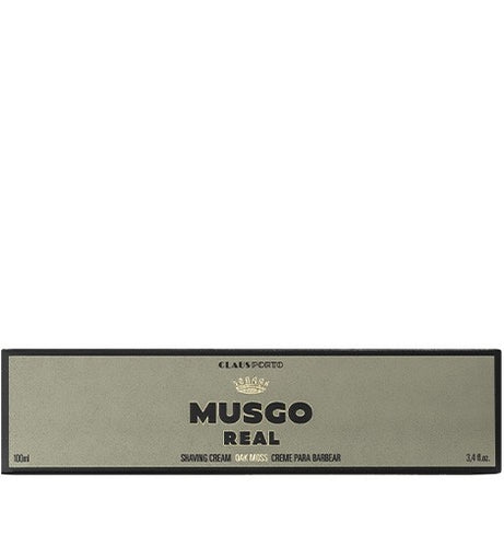 Claus Porto Musgo Oak Moss Shave Cream 100ml
